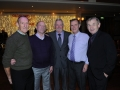 Christy McMonagle, Paddy McLaughlin, Eamon Giles, Brian McMe