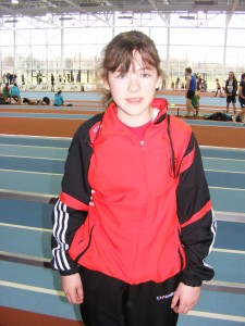CRANFORD GOLD AND SILVER AT ALL-IRELAND INDOORS