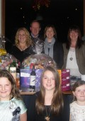 Cranford A.C. Chritmas Hamper Winners