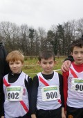 CRANFORD A.C. AT ALL-IRELAND 'B' CROSS COUNTRY