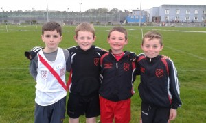 Liam Johnny Oran and Oisin