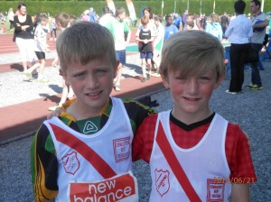 Max and Cian