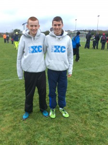 Kevin and Eoin