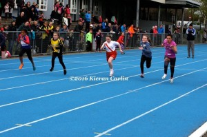 Orla Neely in theU/12 60m