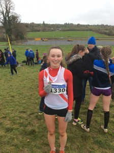 Molly Trearty with her National Medal