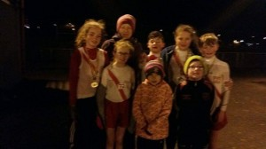 Cranford AC's Athletes who competed in Derry.