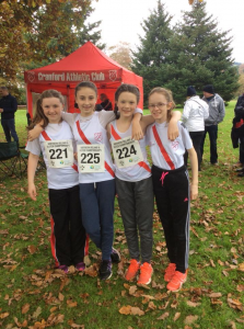 CRANFORD AC GIRLS U14