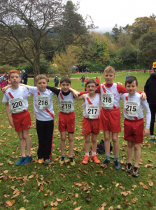 CRANFORD AC BOYS U 12 WHO WON BRONZE MEDALS