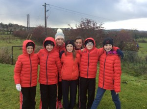 Cranford AC U 13 Girls