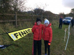 Clodagh Neely and Miah Fletcher