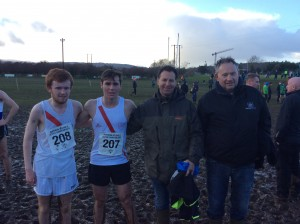Kevin Logue Eoin Kelly Tom Kelly and Danny Logue
