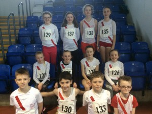 Cranford AC Relay teams